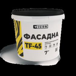 Фарба ТF-45 ФАСАДНА (7 кг)