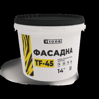 Фарба ТF-45 ФАСАДНА (14 кг)