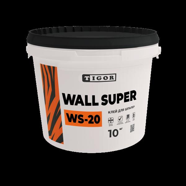 Клей для шпалер Wall super WS-20 (10 кг)