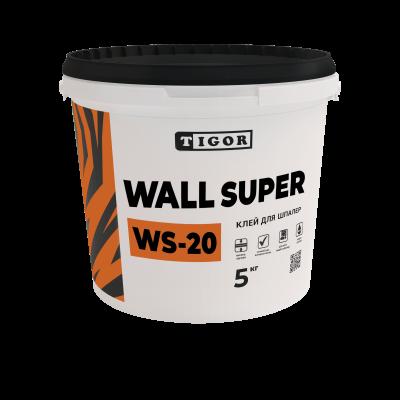 Клей для обоев Wall super WS-20 (5 кг)