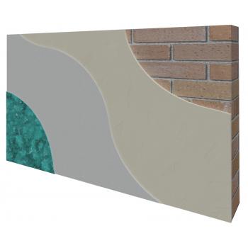Система обробки фасаду під фарбування