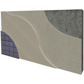 Система обробки внутрішніх стін під плитку